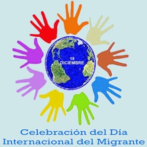 Dia Internacional del migrante 1809